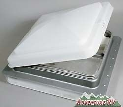 Replacement-Ventline-Elixir-Jensen-14-x-14-RV-Trailer-Camper-Roof-Vent-White