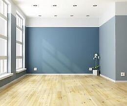 Affordable painters and decorators with clean professional finish painter CSCS card