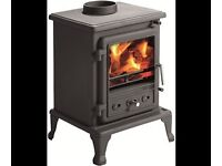 FIREFOX 5 MULTI FUEL STOVE EX DISPLAY £399 COLLECT BOLTON