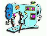 Do you want to fix your sewing machine?