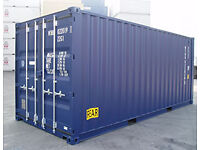 20ft steel container for sale - one trip condition