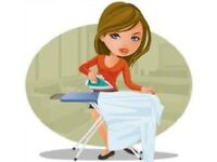 Domestic Ironing Service
