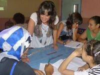 Teaching languages to children and youth in Morocco
