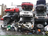 Scrap cars wanted * for cash*££££££