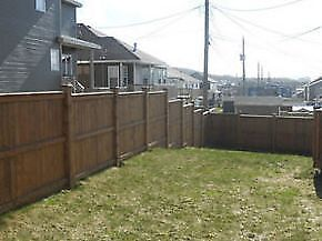 Backyard Fences and Decks Starting at $49.95per month