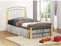 Single Bed Frame and Mattress Excellent condition