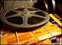 Thunder Bay saves Home Movie Film 8 mm Film to DVD