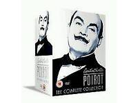 Agatha Christie's Poirot - The Complete Collection - PAL Region 2 - 24 Discs