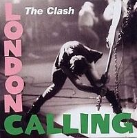 'The Clash' Used Punk Records