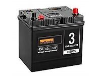 60 amp car battery