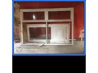 Large UPVC Window For Sale