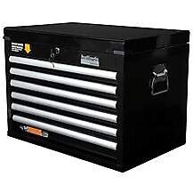 Brand New Halfords industrial 6 drawer ball bearing tool chest