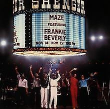 Live in New Orleans von Maze, Beverly,Frankie | CD | Zustand gut