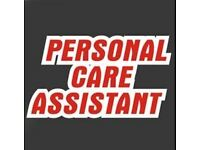 Personal Care Assistant (Full Time)
