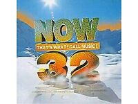 NOW THATS WHAT I CALL MUSIC 32
