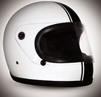 Casque Dot Daytona Retro Ride