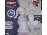 Nuby starter kit new