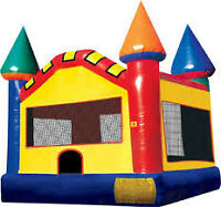 BOUNCEY CASTLE PACKAGES - DELIVERY INCLUDED