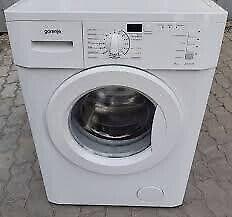 12 Gorenje WA60149 6kg 1400Spin White LCD A Rated Washing Machine 1YEAR WARRANTY FREE DEL N FIT