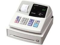 Cash register - Sharp XE-A102 (used)