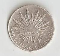 1895 mexican silver coin