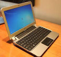 HP 11.6 inch netbook in excellent working condition.