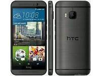 HTC ONE M9 in good condition 16GB unlocked!
