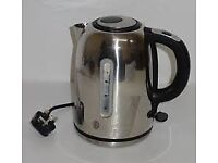 Russell Hobbs Windermere Kettle 20430, 1.7 L - Polished Stainless Steel