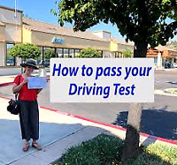 DRIVING CLASSES & Car For Road Test in Ontario ,G2 ,G TEST PREP.