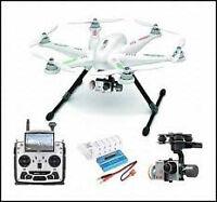 Walkera NEUF Tali H500 GPS Drone (2.4Ghz RTF Edition) + prime