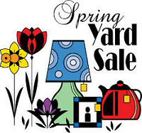 Yard sale off the sunrise trail!