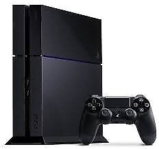 Ps4 console - 500gb + ps4 controller + leads for console - perfect working order - £130 - no offers.