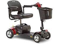 Mobility scooter go go elite traveller folding scooter