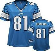 Womens Calvin Johnson Jersey
