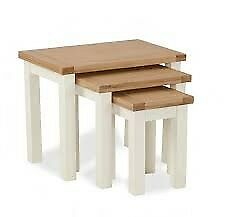 New nests of tables from £49 to £299, We have 18 to choose from in store now
