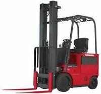N.B.'s #1 Forklift Operator Safety Training