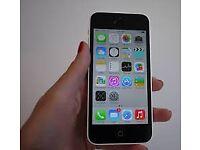 apple iphone 5c white unlocked any network ee orange o2 02 vodafone tesco 3 id asda virgin