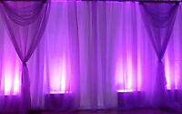 BACKDROPS WEDDING AND PARTIES AND BRIDAL BABY SHOWERS