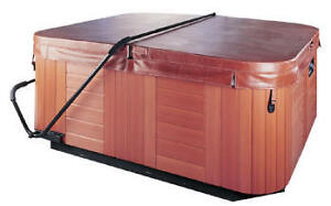 Hot tub covers - we come & measure & deliver for free - 12 days London Ontario image 2