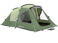 Outwell Oakland M Deluxe 3 person tent. Excellent condition.