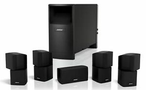 Bose acoustimass 4 home theatre system