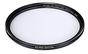 2 filtres B+W 67mm XS-Pro Clear UV Haze Filter with Multi-Resist