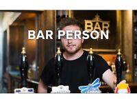 Bar Staff Brand New Bar/Restaurant Opening Flexible Hours full time and part time hours available