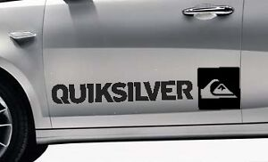 Quicksilver Stickers | eBay