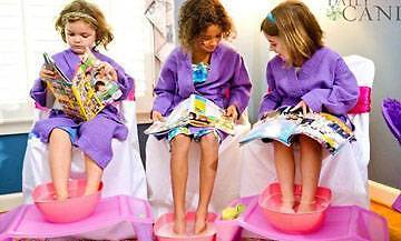 Mini Manicures and pedicures for kids Taylors Hill Melton Area Preview