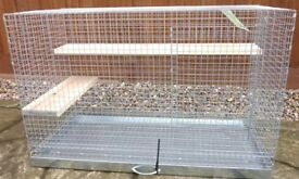 Large Chinchilla, Degu, Ferret or Rat Cage (Thickets House - Pets at Home) - As New