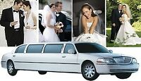 Wedding package Cambridge limo service limousine ☎️