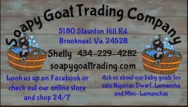 Soapy Goat Trading Company