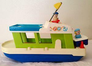 Fisher Price Boat | eBay