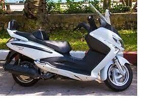 scooter sym 300cc 2012